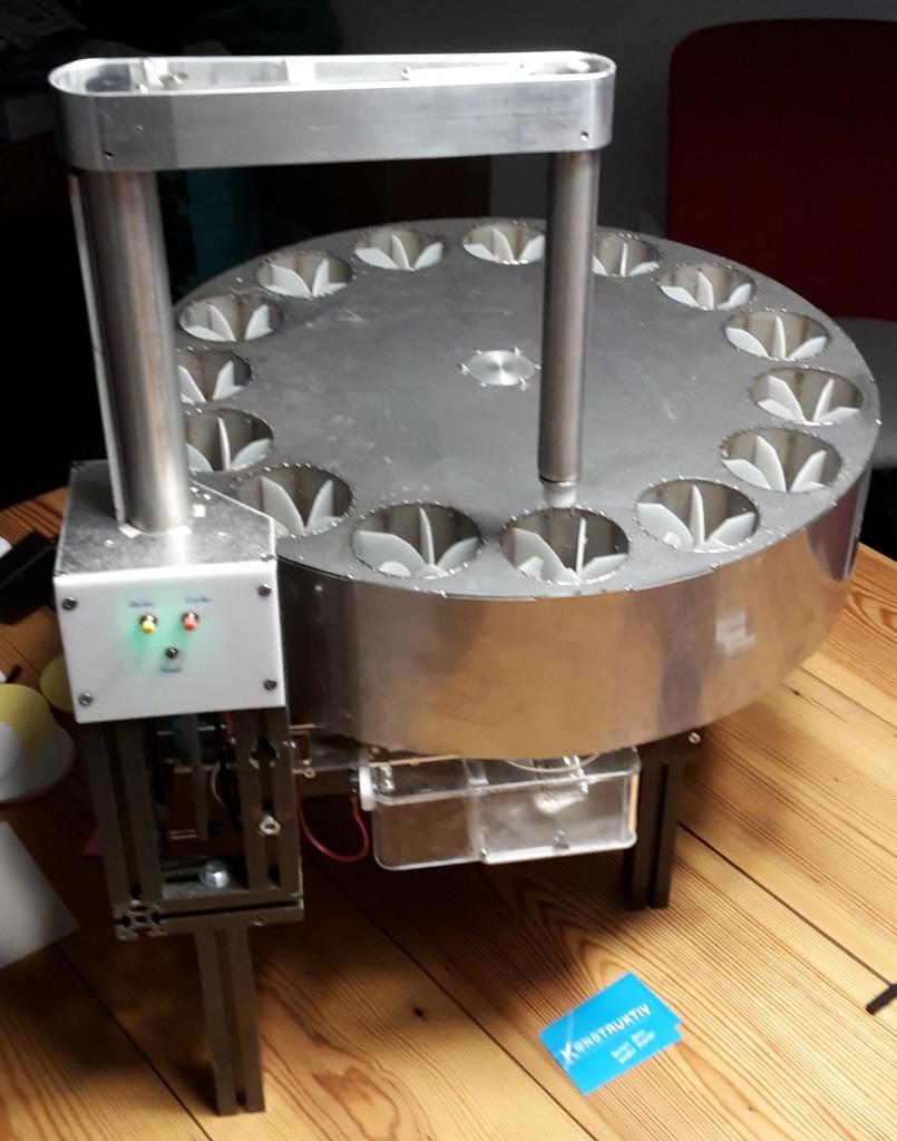 Curlie Maker Prototyp