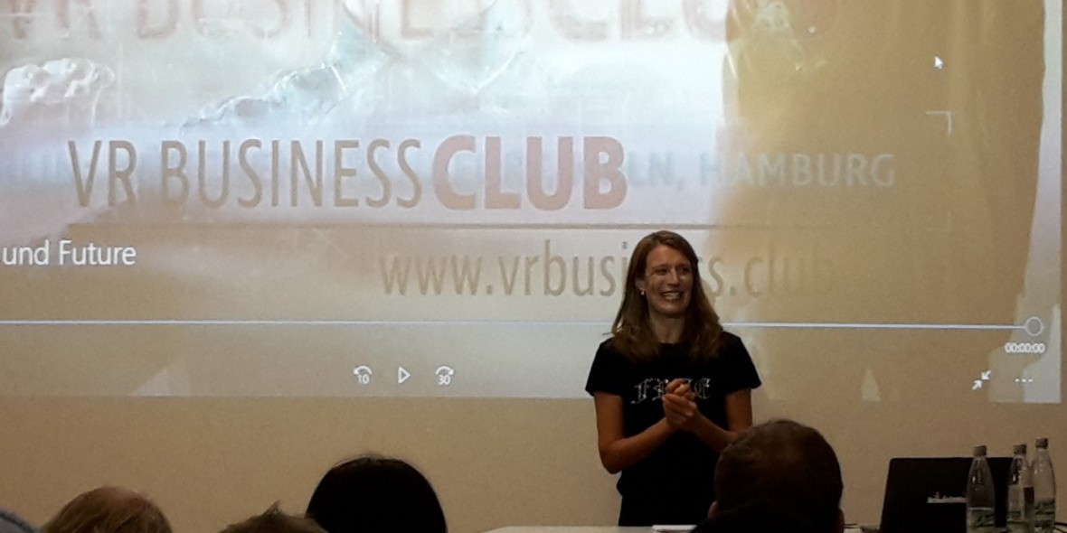 VR Business Club am 30,11.2017
