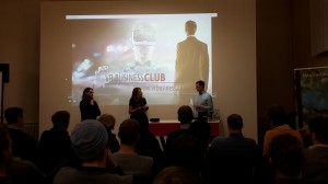 VR Business Club am 30.11.2017