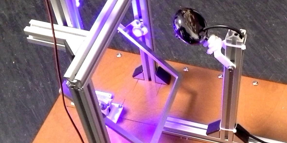 Laser Oberflächenmessgerät
