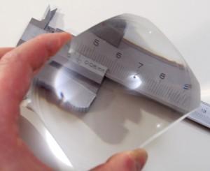Kondensor-Linse 145mm Brennweite