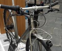 schönes Fahrrad auf der velo Berlin 2018