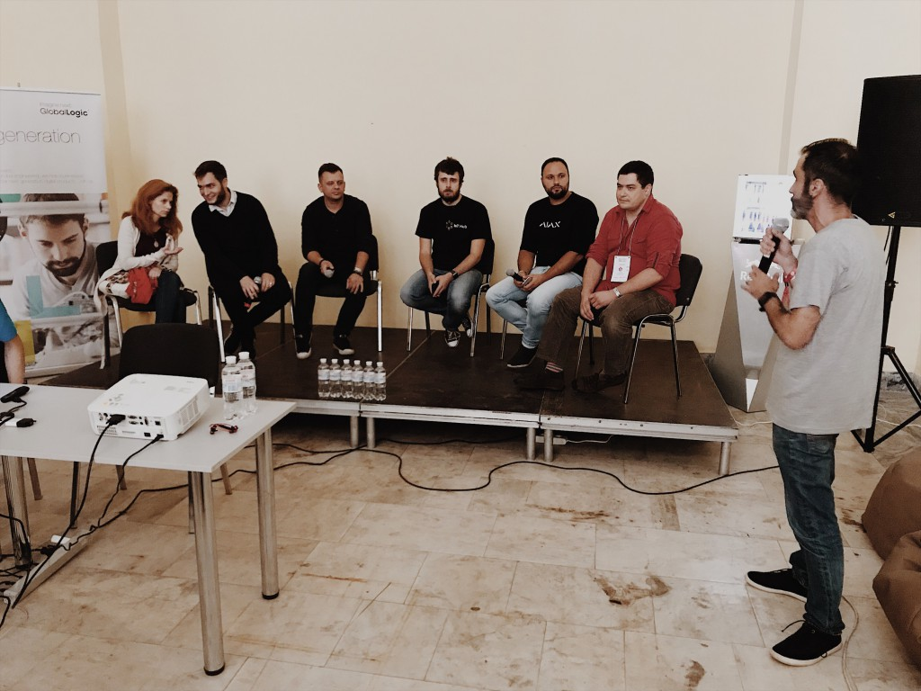 panel kiew maker faire: why hardware is so hard