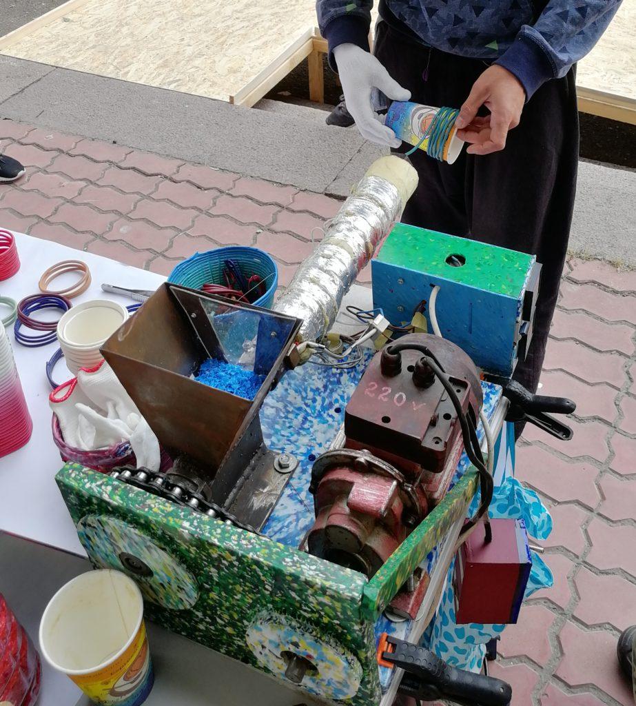 Kiew Maker Faire DYI Extruder