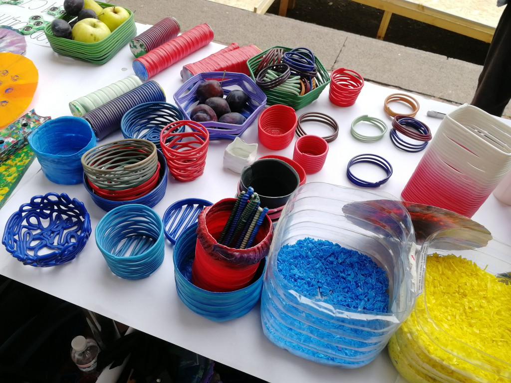 Kiew Maker Faire DIY Extruder