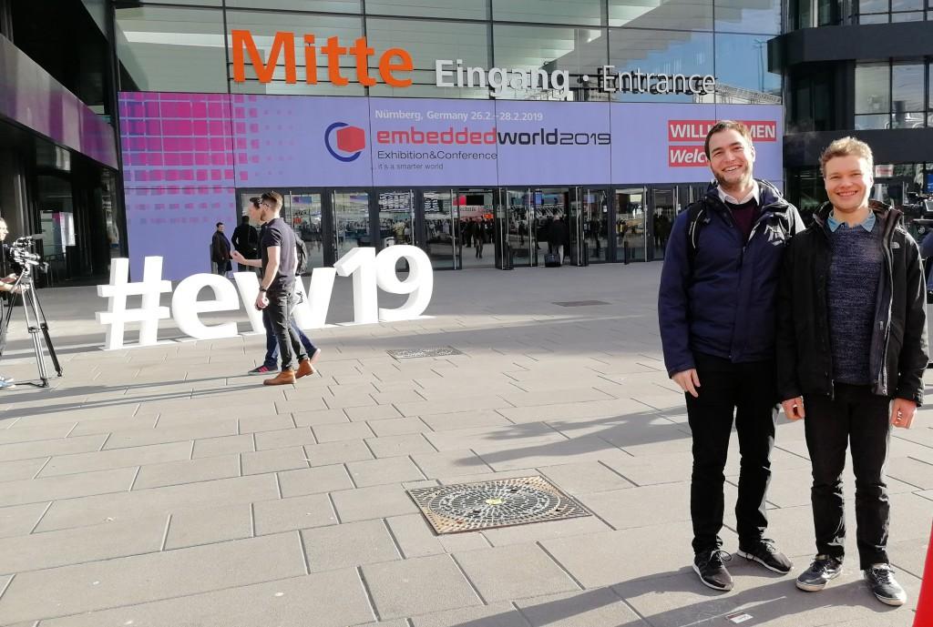 embedded world 2019 #ew19
