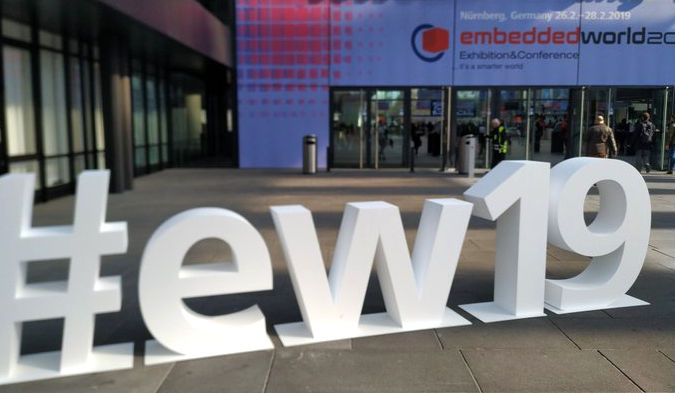 embedded world #ew19