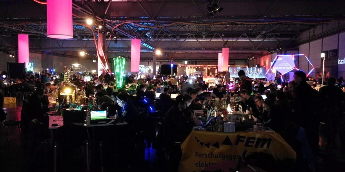 36C3 chaos communication congress