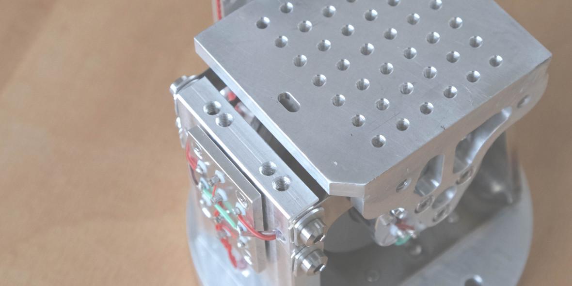Hochtemperatur Hochdruck Tribometer