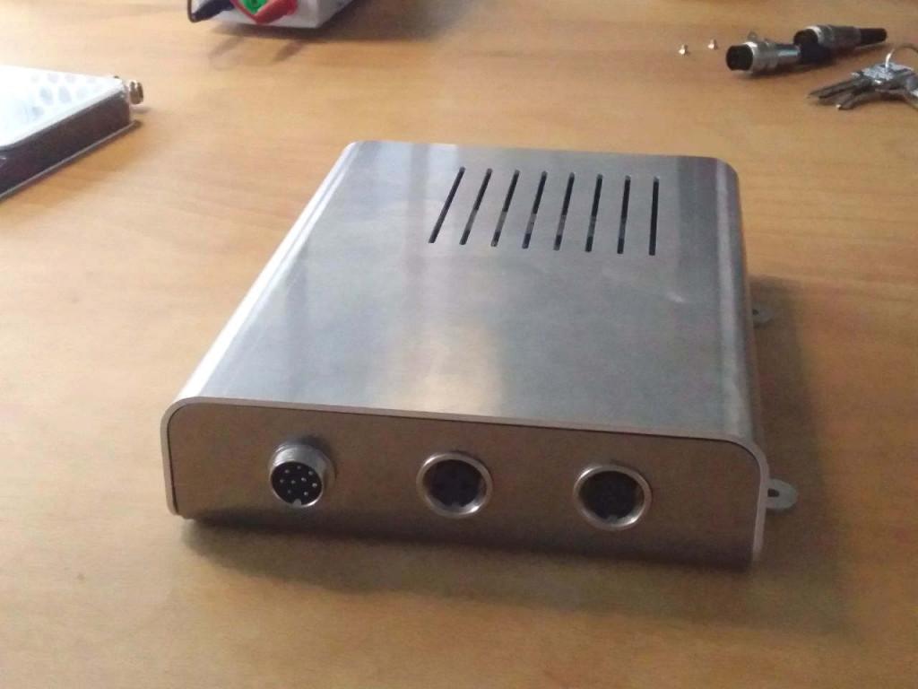 Gehäuse Voice-Coil-Antrieb